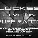 Luckes - CUH#23 Live on Pure Radio Holland