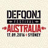 Decipher & Shinra @ Defqon.1 Festival Australia 2016 (Sydney) – 17.09.2016 [FREE DOWNLOAD]