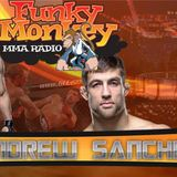 Andrew Sanchez Talks TUF and Much More!