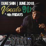 Duke Shin | JUNE 2018 Vocalo Resident DJ Mix | 4th Fridays on 91.1 FM Chicago, vocalo.org