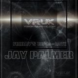Jay Palmer live on VISIONRADIOUK.com friday 18th may 2018 (oldskool uk garage)