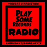 playSomeRecords with drMcCoy samO`Rye & tinTin @ radio Frei 24.11.15