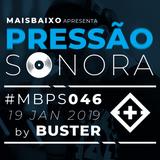 Pressão Sonora - 19-01-2019