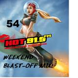 Weekend blast-off mix 54