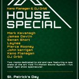 House Special Paddy's Day @ Hangar