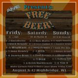 dEEb & MC Phillie B @ Even Further, FREE BEER #AME (8/10/19)