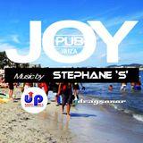 STEPHANE 'S' @JOY Ibiza Opening2016