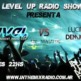 LYVEL @ Level Up Radioshow (In The Mix Radio 8.11.2013)