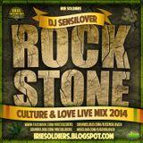 DJSENSILOVER - ROCKSTONE CultureLoveMix #35  Sept2014