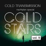 """COLD TRANSMISSION presents """"COLD STARS Vol. 9"""" Nachtplan Special"""