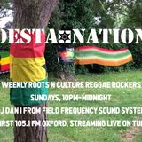 Dan I on DESTA*NATION 12 May 2019 Upfront conscious roots and dub
