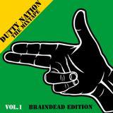 Dutty Nation Vol. 1 - Mixed By BrainDeaD (Twerkhall)