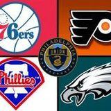 1st and 10 w/ George Duca - Sixers, Knicks, Spring Training, Yukon Women's Basketball