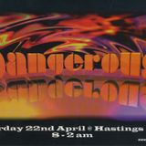 Jumping Jack Frost @ Dangerous , Hastings Pier 22nd April 1995 (UNRELEASED)