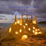 TRANCE EVOLUTION RADIO: EPISODE #17, AUGUST 2013 CHARTED