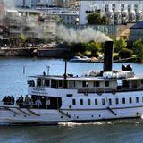 Bland 200-åriga ångbåtar och misslyckade ångflygplan