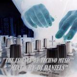 """THE ESSENCE OF TECHNO MUSIC""."