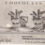 Jose Conca @ Chocolate (Verano 1988)