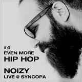 Noizy @ Syncopa bar, Haifa - Even more HipHop :)