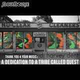 SoulBounce Presents The Mixologists: dj harvey dent's 'Thank You 4 Your Music: A Dedication To ATCQ'