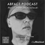 Abfact Podcast 051: John Monroe
