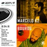 Rota 91 - 15/04/2017 - Marcelo k2 e Bourog