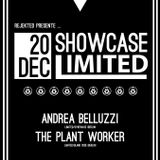 "The plant worker - Rejekted ""Lyon"" - Limited showcase - 20/12/2013"