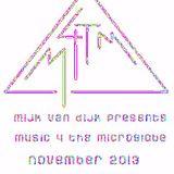 Mijk van Dijk presents M4TM - November 2013 - Part 2: electric - eclectic - essential (just music)