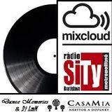 DANCE MEMORIES IN RADIO SiTy-sponzored by CASAMIA 4.week 2015-part 1.