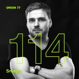 UNION 77 PODCAST EPISODE № 114 BY SMAGIN
