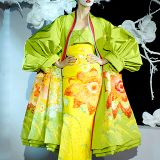 BUTTERFLY SHOW : Dior Haute Couture Spring 2007