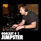 GOA Podcast # 1 | Jimpster | Freerange