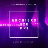 ArchieXX b2b BRi for Haus of Yas @ 3411, Oakland CA (6/24/17)