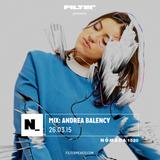 Nómada 26.03.2015: Mix Industrial 80's x Andrea Balency