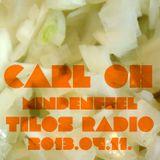 carl oh mindenFEEL - tilos radio 2013.04.11