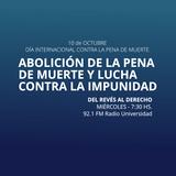 08 - OCT 214 - Abolición de la pena de muerte y lucha contra la impunidad