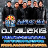 Grupo Mojado ( Cumbias Mix ) - DJ Alexis