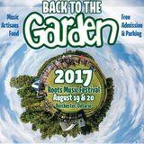 Scott Brunelle, Chris Scott, Broomsticks & Hammers, Alex Mason, Cedar Sisters - Back To The Garden 2