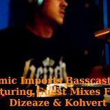 Seismic Imports 008 Preview Mini-Mix for Future Funk Radio