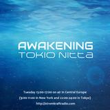 Awakening Radio Show #14 - Tokio Nitta