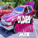 OLDIES - THROWBACK MIX DJ JIMI MCCOY