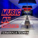 Darian Jaburg @MUSIC ON #Terminal and Techno Frankfurt, Part.1