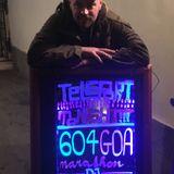 GOA Marathon klub Teleport Bratislava