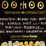 Rampue - live at  WooMoon Opening Party (Las Salinas, Ibiza) - 25-Jun-2017