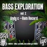 Bass Explosion Vol I - DJ Andy C- RAM Records