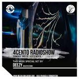 DEEZ-MIX 02 - 4Cento Radioshow @ IBIZA GLOBAL RADIO September '17
