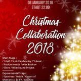 Reconstruction @ Christmas Collaboration 2018