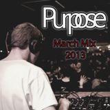 Purpose – Contest DNB Mix (March 2013)