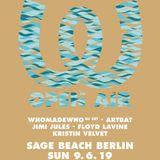 ARTBAT - Live @ Watergate Club (Berlin) - 9-Jun-2019