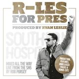 R-Les For Pres... Produced By Ryan Leslie Mixed by Rob Pursey